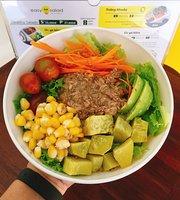 Easy Salad - Healthy Food Idea