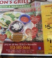 Leon's Grill Burrito's and Margaritas