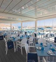 one80 Kitchen at Mgarr Yacht Marina, Gozo
