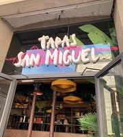 Tapas San Miguel