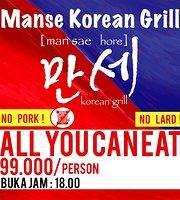 Manse Korean Grill Sorong