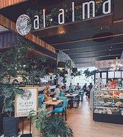 Al Alma Café - Coffee Roasters