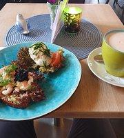 Cafe hemma Hos Blom