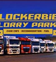Lockerbie Lorry Park