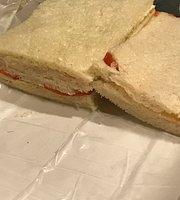 Sandwiches de Miga Ironi