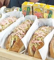 la Factory hot dogs gourmet