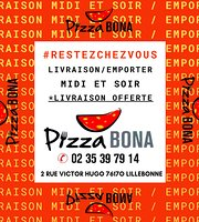 Pizza Bona Lillebonne