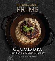 Sonora Grill Prime Guadalajara