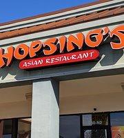 Hopsing's Asian Restaurant