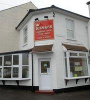 Kings Fish Bar & Chinese Take Away