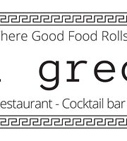 El Greco Greek Restaurant Cocktail bar Resort