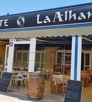 Restaurante La Alhambra Benidorm