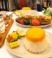 Arezu - modern persian cuisine