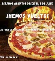 Pizzeria VOLARE (Restaurante normal)