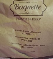 Baguette French Bakery