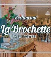 La Brochette - Vins i Tastets Restaurante