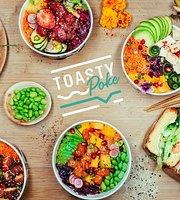 Toasty poke
