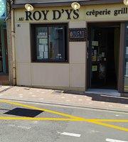 Au Roy D'ys Creperie Pizzeria