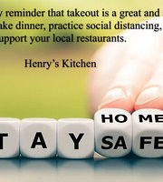 Henry's Kitchen Pasta & Grill (Reservation Only)