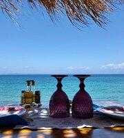 Nikos Beach Bar Restaurant.