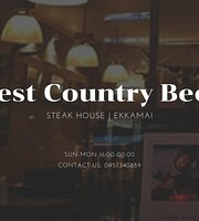 Best Country Beef Steak House