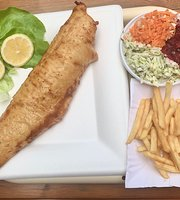 Smazalnia ryb u Jadzi