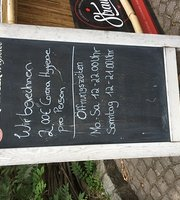 Stobbermuhle - Restaurant