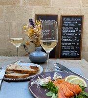 Wine bar - Sous La Robe