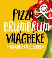 Pizza Brumbrum Vilagbeke