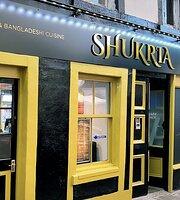 Shukria Indian Cuisine