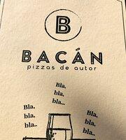 Bacan Pizzas de Autor