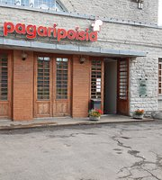 Cafe Pagaripoisid in Vana-Louna Street