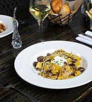 Joy's Table Pasta and Steak