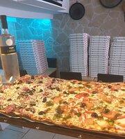 Pizza Cho Feu de Bois