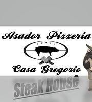 Asador Pizzería Casa Gregorio