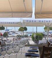 Restaurant Acuamar Casa Matas