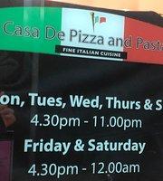 Casa De Pizza E Pasta Bar