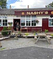 Nashys Takeaway or Sit Outside.