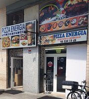 Pizza Energía