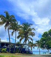 The Landing Beach Bar at Cane Bay