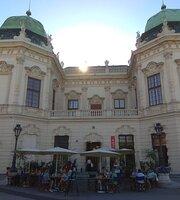 Schlosscafé im Oberen Belvedere