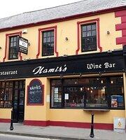 Namir's restaurant