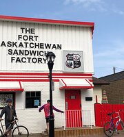 The Fort Saskatchewan Sandwich Factory and Union Hall Pie & Coffee