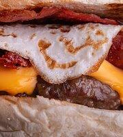 Allu Burger - griglia in tutte le salse