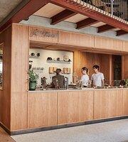 Café Kitsuné At Pantechicon