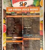 Sip Fresh Juice Bar