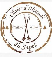 Chalet D'altitude Du Sapet
