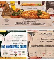 Bar Restaurante Los Montaneros