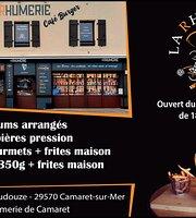 La Rhumerie de Camaret Café Burger