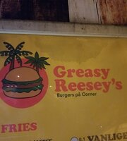 Greasy Reeseys Burgers